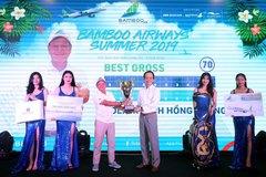 Đinh Hồng Phong vô địch lễ hội golf nghiệp dư lớn nhất Việt Nam