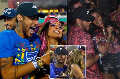 Neymar: Tiền, người đẹp và những cuộc ăn chơi