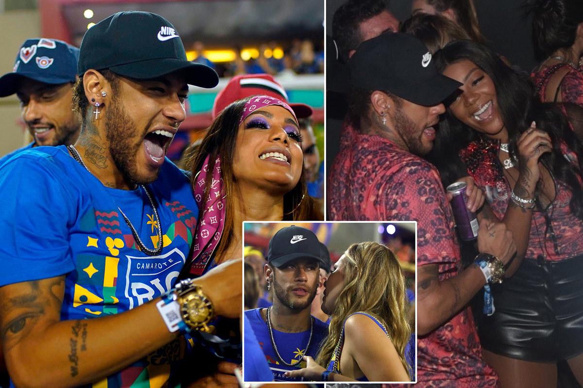 Neymar,PSG,tình trường Neymar,bạn gái Neymar