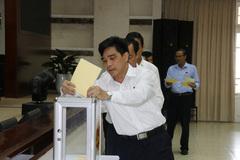 Ông Lê Văn Dũng được bầu giữ chức Phó bí thư Thường trực Quảng Nam