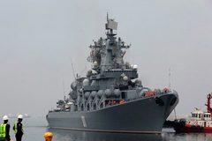 Tàu chiến Nga đến Philippines giữa lúc căng thẳng ở Biển Đông