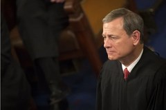 """Chánh án Toà tối cao Mỹ mong các con """"gặp xui xẻo và đau khổ"""""""