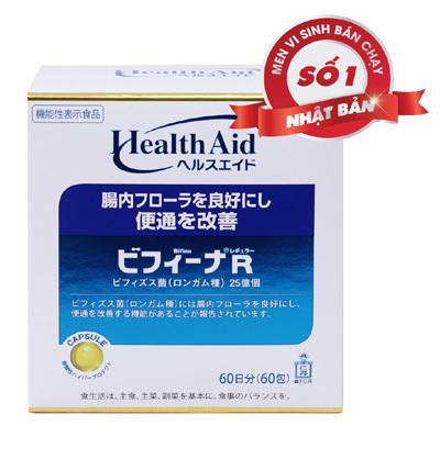 Men vi sinh số 1 Nhật Bản cho người hội chứng ruột kích thích