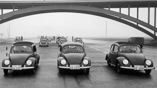 Chiếc VW Beetle độc nhất vô nhị do Porsche thiết kế và sản xuất