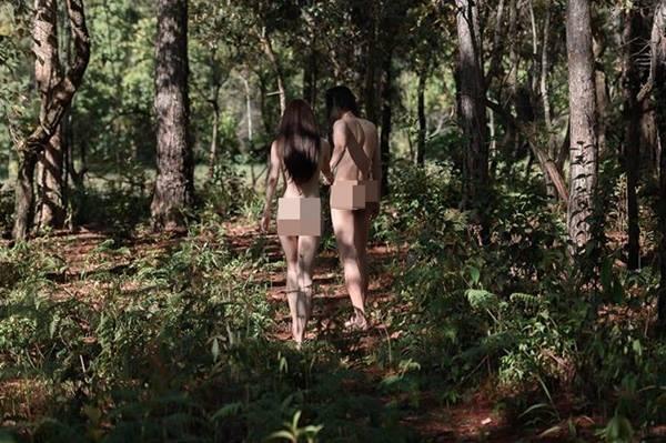 Chụp hình cưới nude, nhiếp ảnh tự tin: Tôi thấy đẹp nên không sợ ném đá