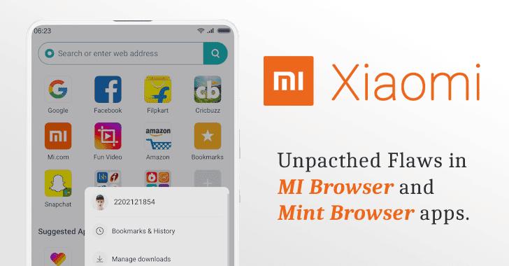 Thêm một lỗ hổng nghiêm trọng liên quan đến smartphone Xiaomi