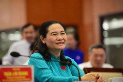 Bà Nguyễn Thị Lệ được bầu làm Chủ tịch HĐND TP.HCM
