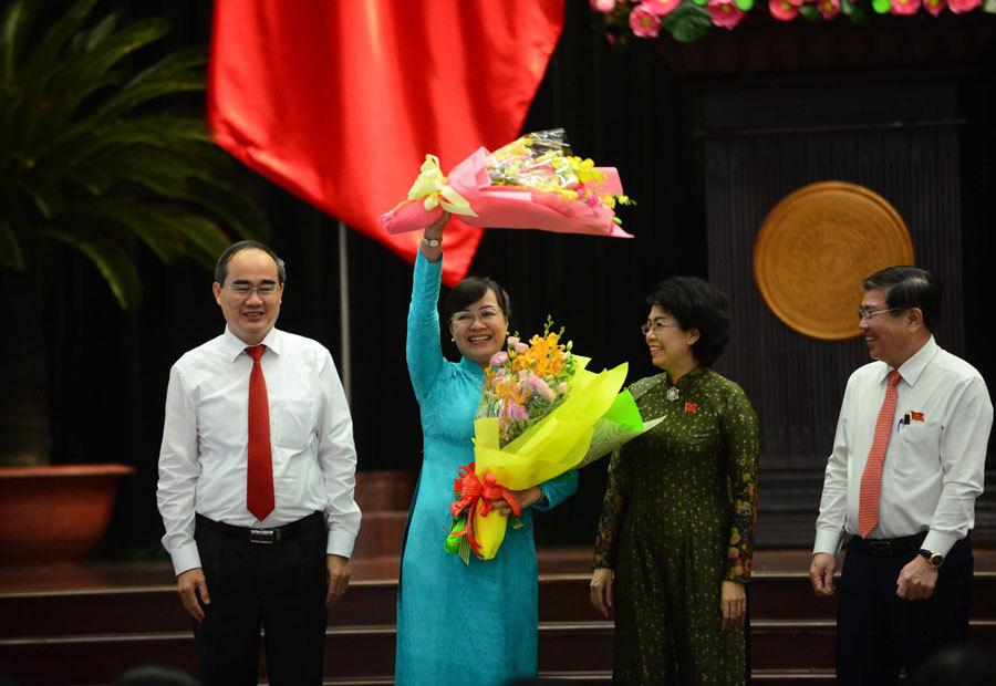 'Bà Quyết Tâm đã cống hiến hết khả năng cho TP.HCM, cho đất nước'