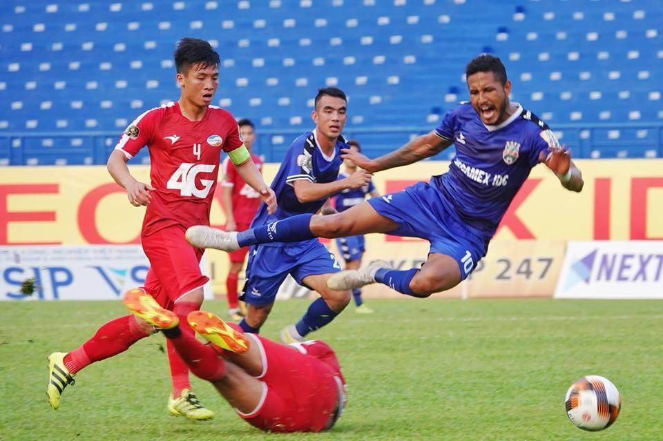 V-League,B.Bình Dương,Viettel