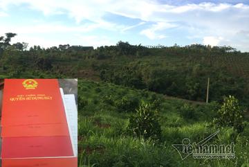 Nguyên lãnh đạo 'ôm' 40 ha đất, nhận huân chương: Để không ổn, thu dễ bị kiện
