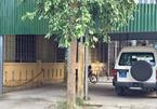 Xe biển xanh trung tâm y tế ở Quảng Trị bỗng dưng biến mất