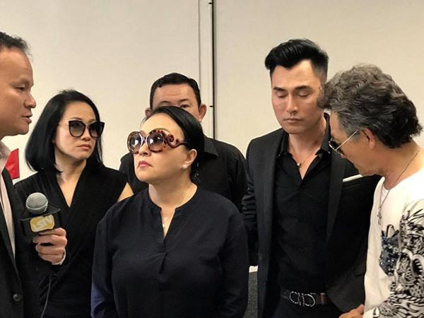 Nghệ sĩ hải ngoại quyên góp hơn 400 triệu hỗ trợ gia đình Anh Vũ
