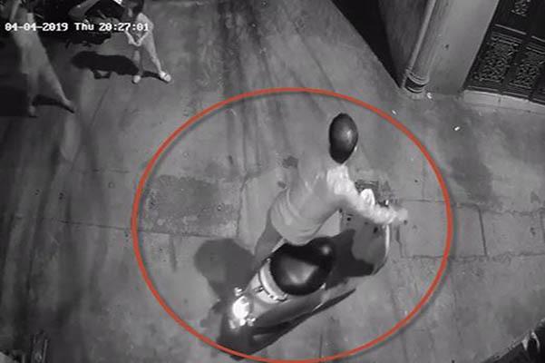 Tìm thấy nghi phạm dâm ô 2 bé gái trong ngõ vắng quận Thanh Xuân