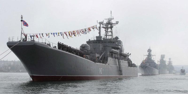 Nga lệnh Hạm đội Biển Đen sẵn sàng chiến đấu