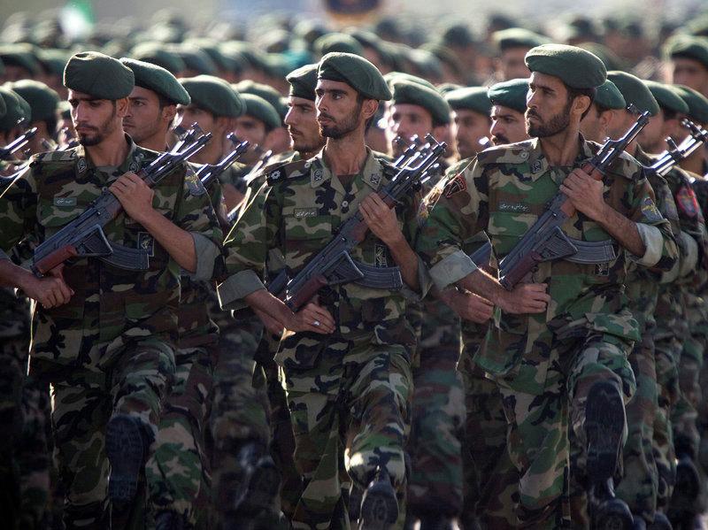 Mỹ,Donald Trump,Iran,Vệ binh Cách mạng Hồi giáo Iran,IRGC,khủng bố