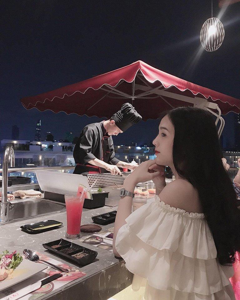 Got Gril,Nguyễn Thị Trúc Phương,Tiếp viên hàng không