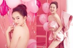 Kaity Nguyễn khoe lưng trần, chân thon nhân dịp sinh nhật tuổi 20