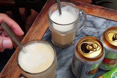 Bia trứng Hà Nội thu hút du khách và báo nước ngoài