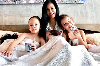 Xúc động tâm sự của Hồng Nhung trong ngày sinh nhật hai con sau khi ly hôn