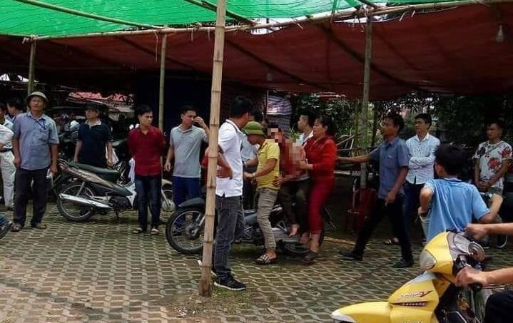 hành hung,Nam Định