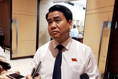 Vi phạm đất rừng Sóc Sơn: Chủ tịch Hà Nội yêu cầu xử nghiêm