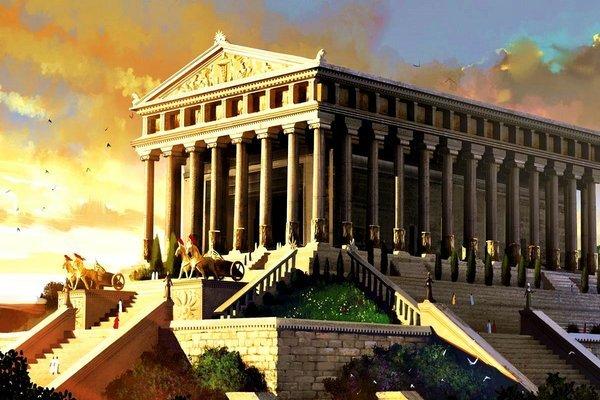 Đền Artemis – Bi kịch của một kỳ quan thế giới - VietNamNet