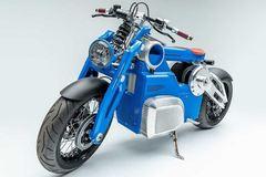 Những chiếc mô tô điện ấn tượng hội tụ tại Mỹ