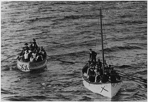 9 bức ảnh cuối cùng trong thảm họa tàu Titanic sẽ khiến bạn ớn lạnh toàn thân