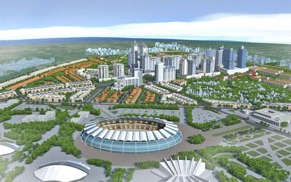 Trung tâm đổi mới sáng tạo,cách mạng công nghiệp thứ tư,Khu công nghệ cao Hòa Lạc