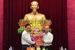 Công bố quyết định nhân sự của Thủ tướng, Ban bí thư