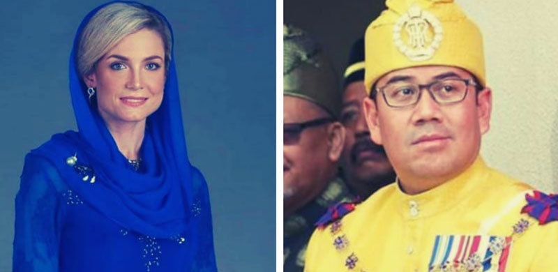 Dung nhan người vợ sắp cưới của Thái tử Malaysia