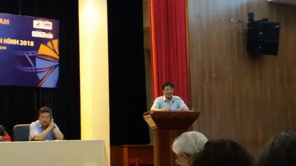 Cánh diều 2018,Điện ảnh Việt Nam,Tọa đàm điện ảnh