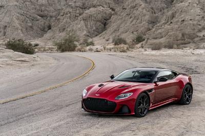 Aston Martin TP.HCM nhận đặt hàng DBS Superleggera