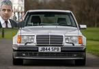"""Mercedes-Benz 500E hàng hiếm của """"Mr Bean"""" sắp bán đấu giá"""
