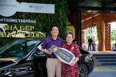 ParkCity Hanoi trao thưởng hàng tỷ đồng cho khách may mắn