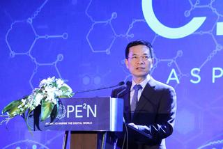 """""""Việt Nam phải trở thành trung tâm lưu trữ và xử lý dữ liệu của khu vực"""""""