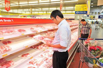 MM Mega Market kiểm soát chặt chất lượng thịt heo