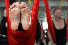 Nữ nghị sĩ Nga gây sốc: 'Yoga trong tù gây đồng tính'