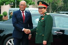 Vietnam, Philippines stand side by side in East Sea security