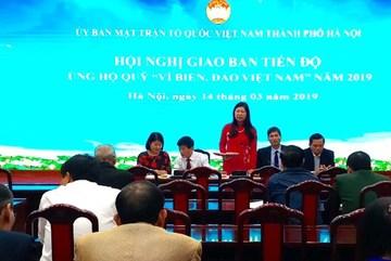 Hanoi raises nearly $1.3 million for Vietnam's sea, islands