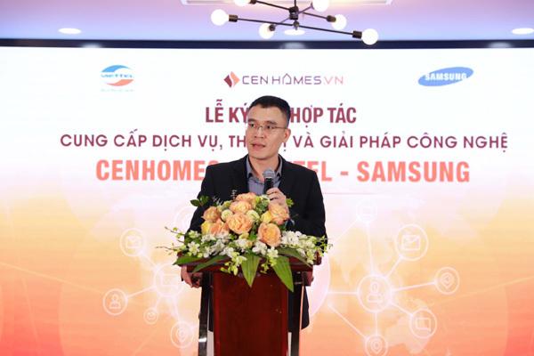 CenHomes cùng 'ông lớn' công nghệ thay đổi cách thức giao dịch BĐS