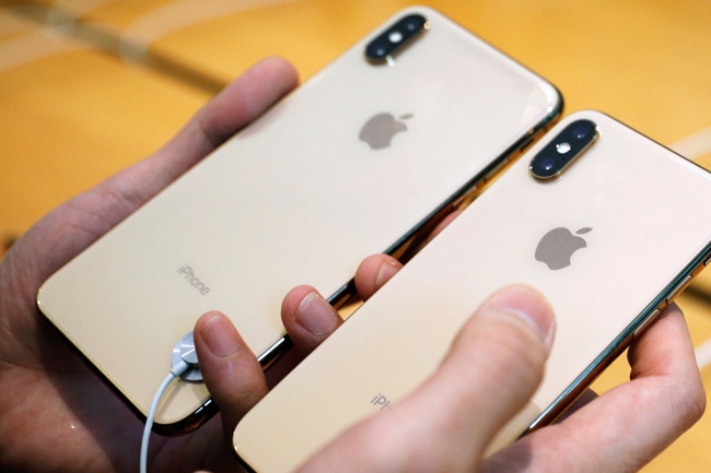 Hai sinh viên TQ lừa Apple hơn 20 tỷ đồng, chuyện như đùa