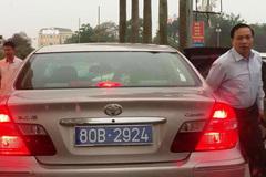 Lạm dụng xe biển xanh: 'Sợi dây kinh nghiệm' rút đến bao giờ?