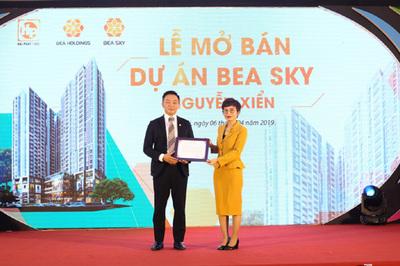 Chung cư Bea Sky Nguyễn Xiển đắt khách trong Lễ mở bán