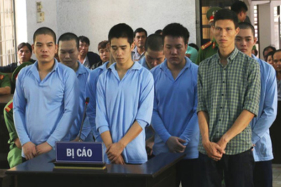 Hẹn đánh nhau trên Facebook, nhóm thanh niên 9x nhận 75 năm tù