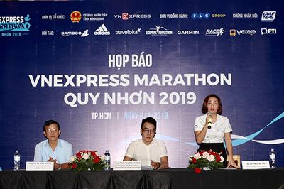 Giải VM Quy Nhơn 2019 : Hơn 3500 VĐV đã đăng ký tranh tài