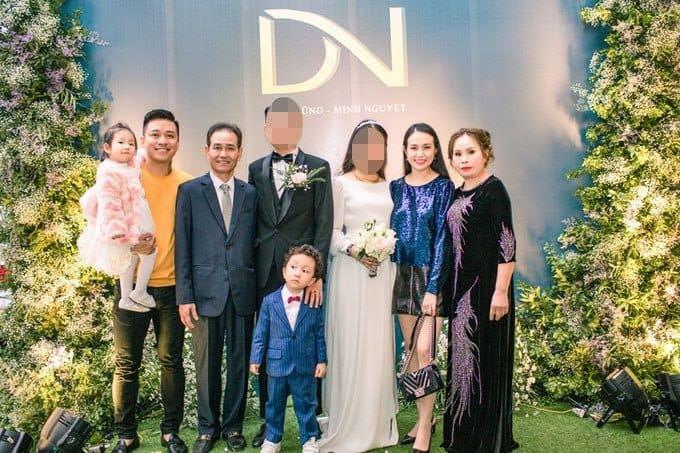 Cường Đô La mách mẹ vợ chuyện bị Đàm Thu Trang 'ức hiếp'