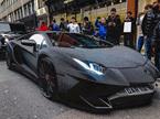 Nữ đại gia gắn 2 triệu viên pha lê cho Lamborghini Aventador SV