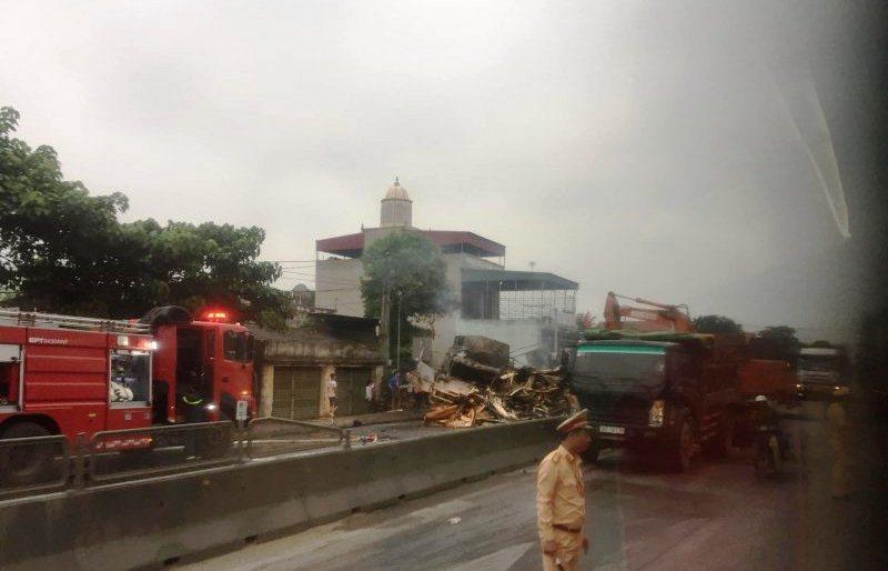 Thanh Hóa,Tai nạn giao thông,đâm nhau liên hoàn