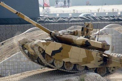 Ấn Độ muốn mua thêm hàng trăm xe tăng T-90